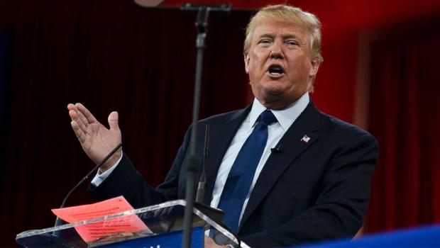 donald trump fires on media