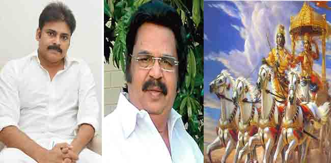 Dasari Desires To Take Any One Episode Of 'Mahabharata'