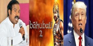 ka paul shown bahubali-2 movie to drump
