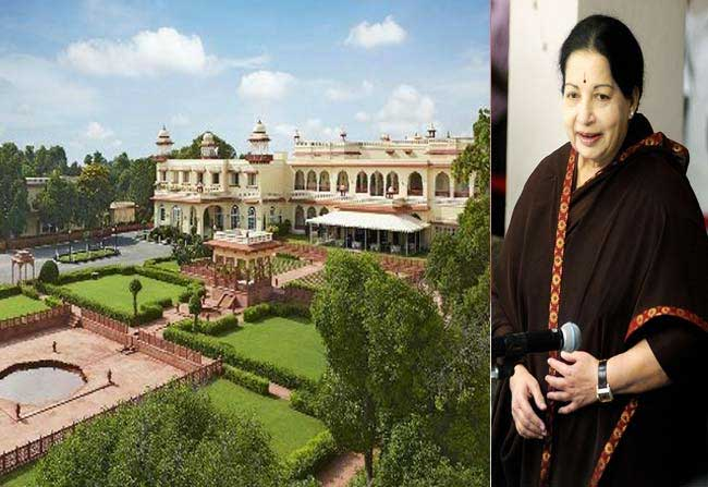 Skeleton Found In Jayalalitha's Guesthouse