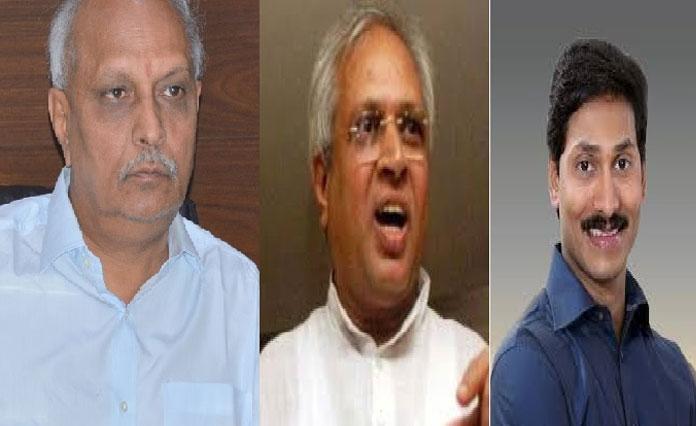 Undavalli Unites IYR With Jagan