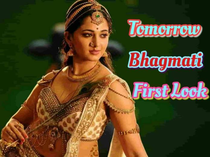 Anushka Bhagmati Movie First Look On June 30