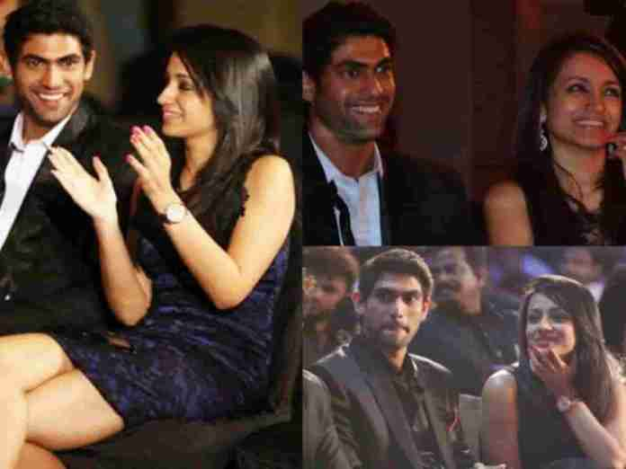 Back In Relationship Rana Daggubati and Trisha Krishnan