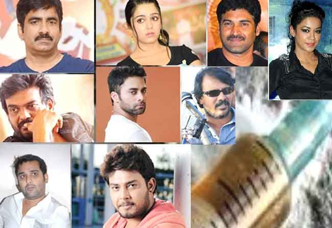In Drug Case Police Schedule To Tollywood Stars