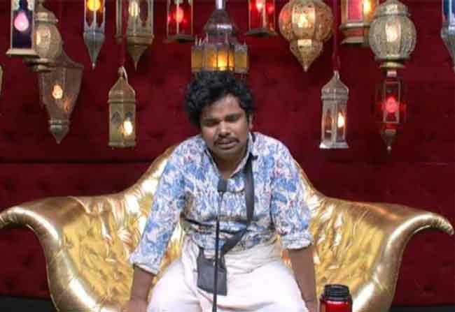 Sampoornesh Babu Out Of NTR Bigg Boss Reality Show