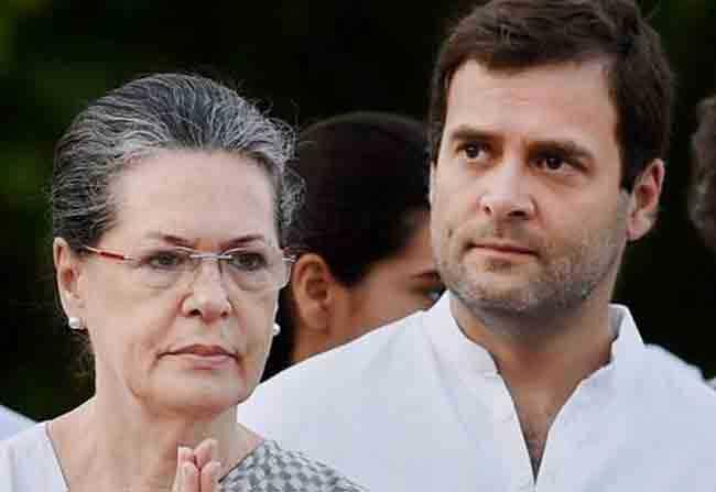 Sonia Is Still Behind Rahul