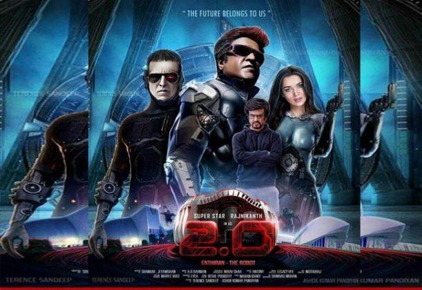 Superstar Rajinikanth Film 2.0 Updates