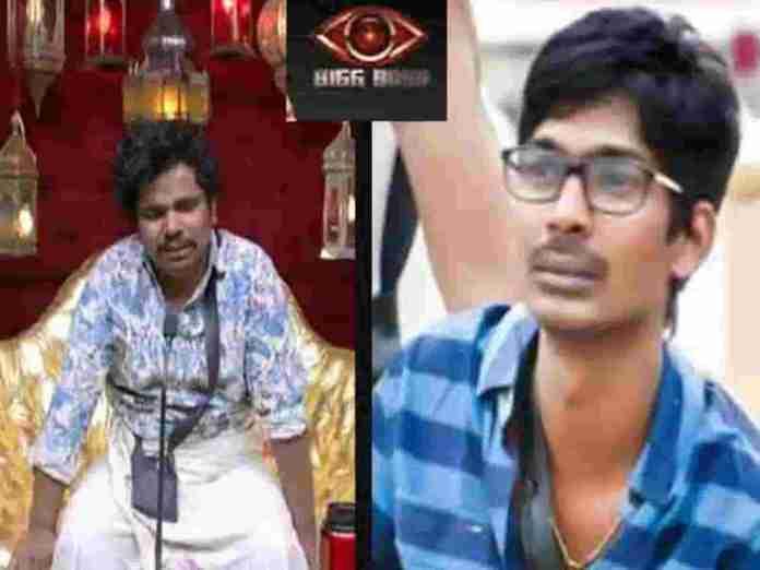 Dhanaraj line Cleared after Exit of Sampoornesh Babu in Big Boss Show