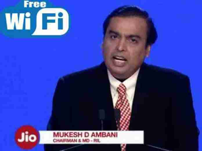 Jio Free Wi-Fi For Colleges