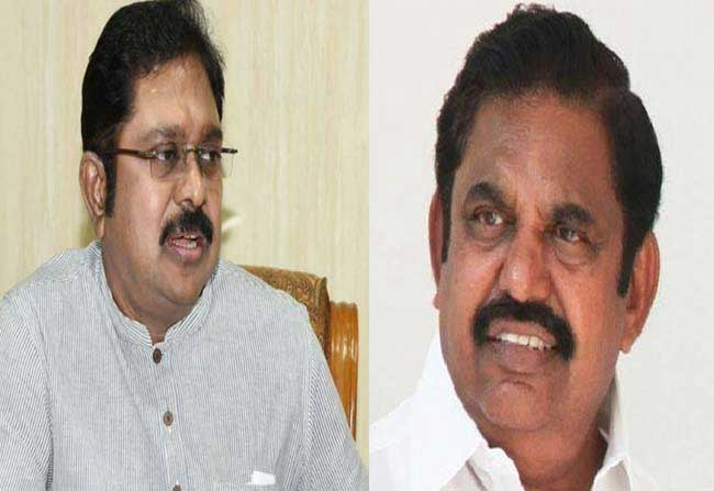 Anna DMK MLA's Jumping One By One Into Dinakaran Shelter
