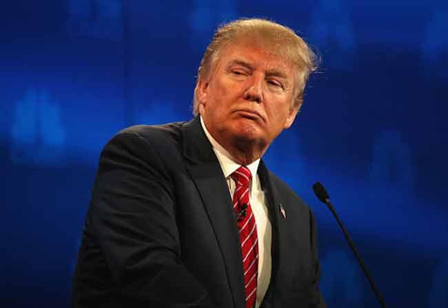 Criticism On Trump Behaviour