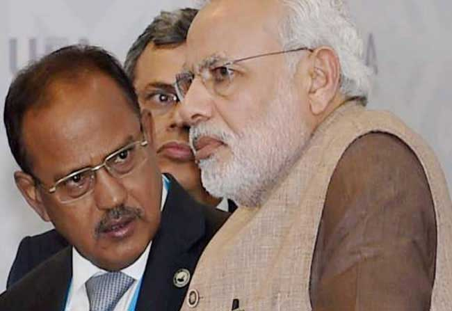 Is Ajith Doval is the Hero for Doklam?
