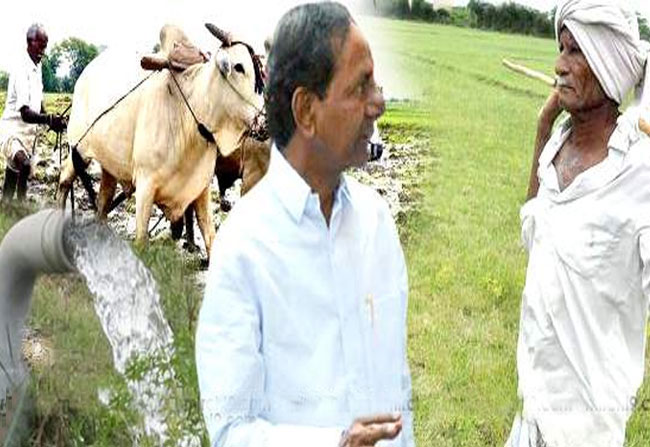 KCR Controversial comments On Farmers