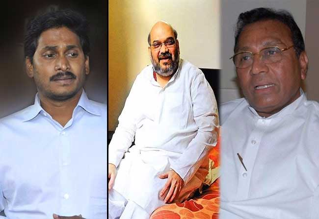 Mekapati Raja Mohan Reddy May Jump Into BJP?