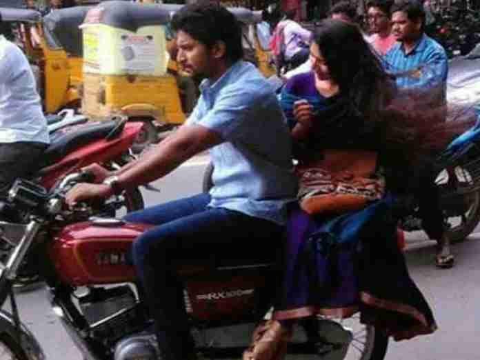 Nani and Sai Pallavi Spotted Enjoying Bike Ride