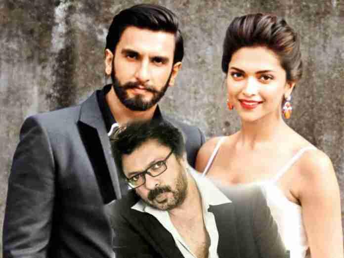 Sanjay Leela Bhansali upset with Ranveer and Deepika Relationship