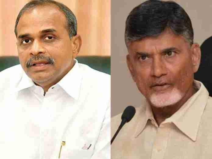 Latest CM Chandrababu Comments On YS Rajashekar Reddy