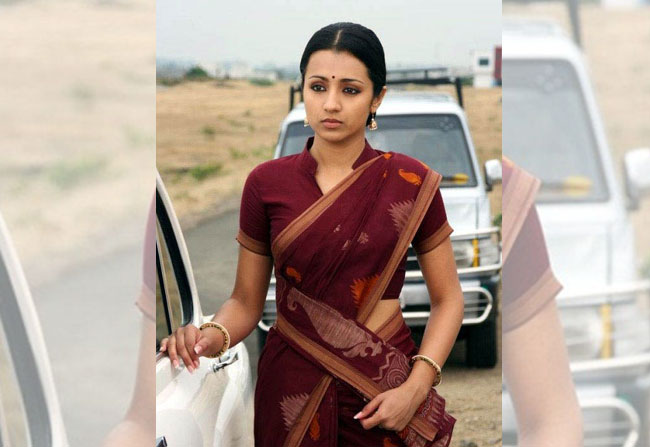 Amith Shah Asked Trisha To Join In BJP Party
