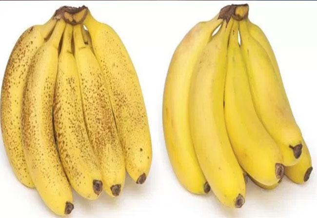 How to Identify Carbide Ripened Bananas