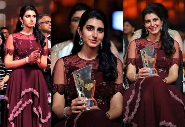 Nara Brahmani First Time Attended In Cinema Event