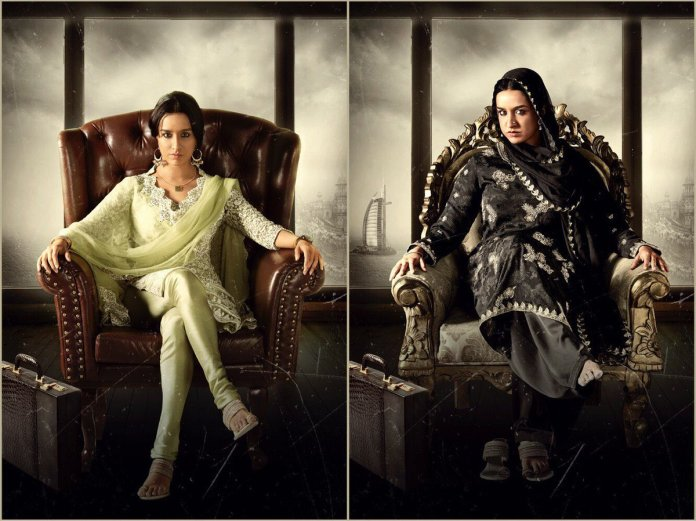 Shraddha Kapoor to Lively Acting In Haseena