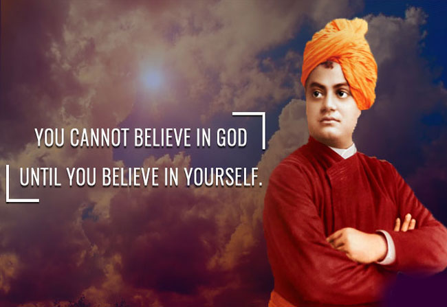 Swami Vivekananda Explanation for Association
