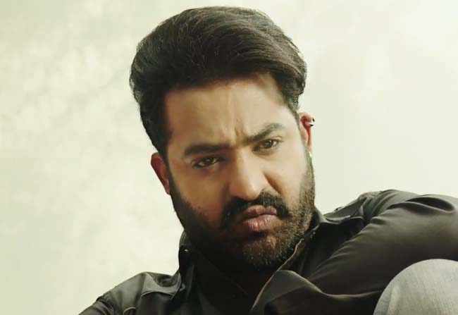 NTR Jai Lava Kusa Movie Facebook Live from the Theater