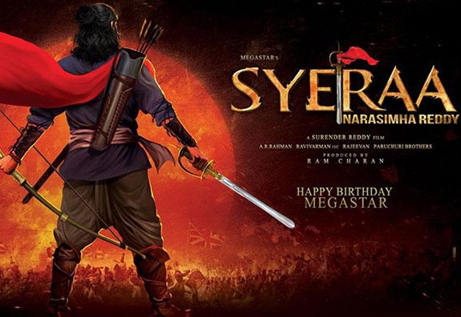 Chiru 151 Movie SyeRaa Narasimha Reddy Shooting Delay of Technician
