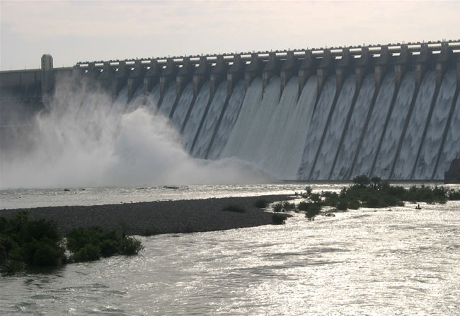 Krishna Delta Drinking Water Allocation