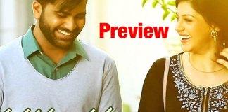 Sharwanand Mahanubhavudu Movie Preview