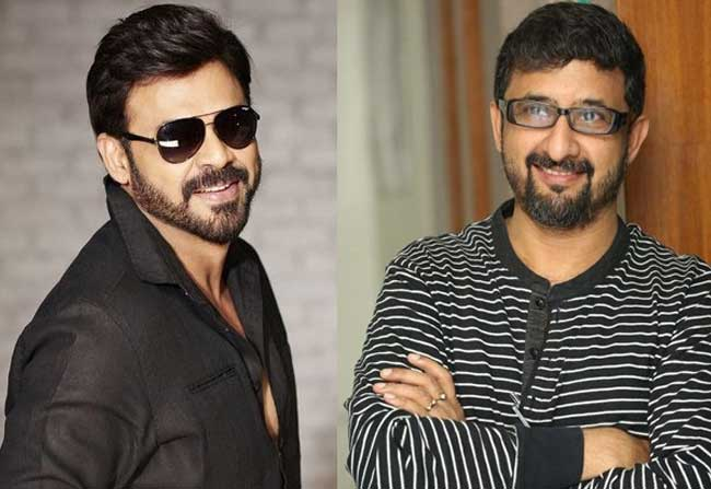 Director Teja to finish Venky's movie in 3 months!