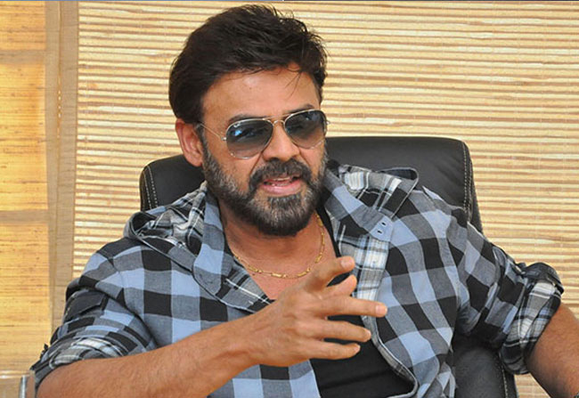 Venkatesh in Another Remake