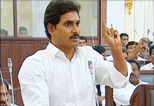 Why is YS Jagan trying to bunk Assembly Sessions?