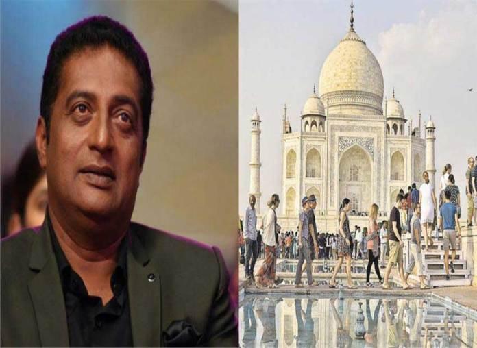 Will Taj Mahal be spared from dirty politics?