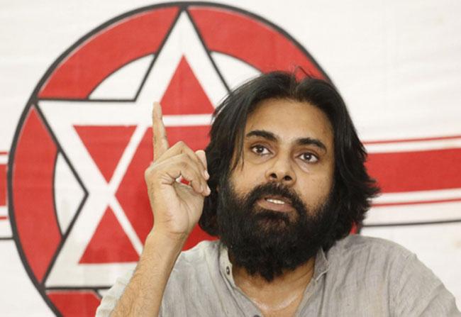 Pawan Kalyan Jana Sena Political Campaign