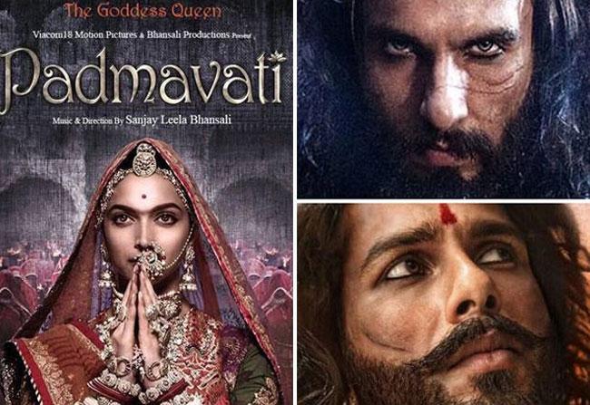 Amazing… Padmavathi Trailer