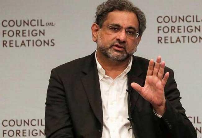Pakistan Prime Minister says – No war with India but Kashmir!