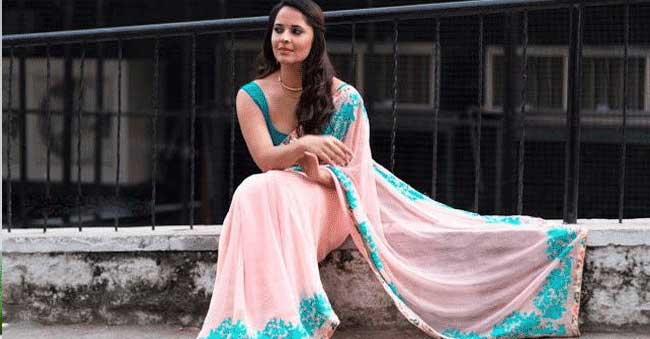Anasuya says she is not 'Aunty'! Then what is she?