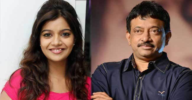 Heroine says, 'RGV did not cross limits with me'