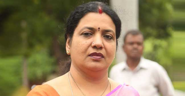 'Why are your over-reacting when Mega family itself is quiet?'asks Jeevitha