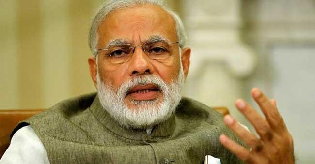 Modi Will track down Neta's Benamis using Aadhaar
