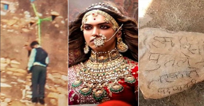 Man found hanging on the wall of Nahar Fort in Jaipur over 'Padmavathi' film's release