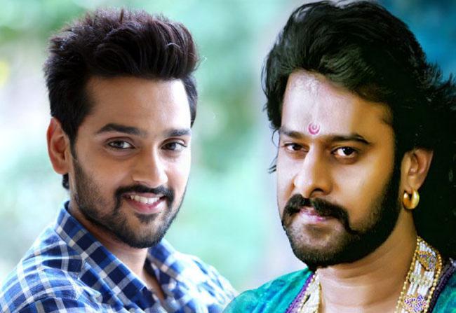 Prabhas to help a producer's son!
