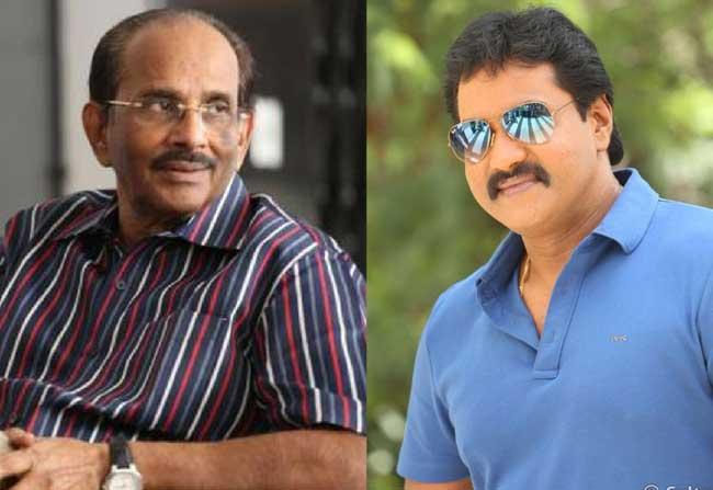 Rajamouli Father Vijayendra Prasad Movie With Suniel