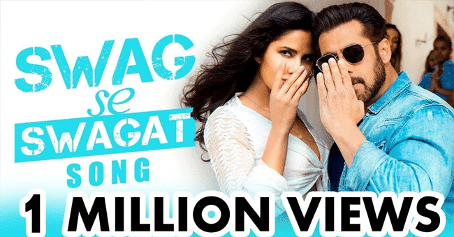 Salman Khan creates new record on YouTube