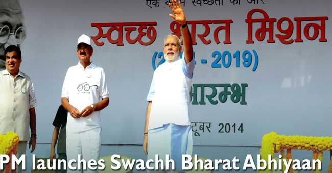 73.2 crores Indians waiting for a toilet, three years after Swachh Bharat Abhiyaan launch!!