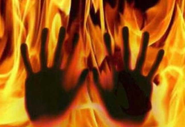 Woman burnt alive in Uttar Pradesh for resisting rape