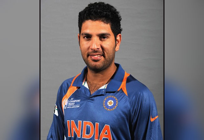 """YUVRAJ SINGH Says """"Cancer Can be cured if detected Early"""""""