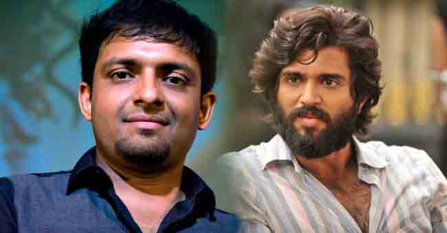 Arjun Reddy new film with Tamil director an intense drama!