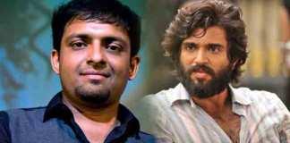 Arjun Reddy New Film with Tamil Director